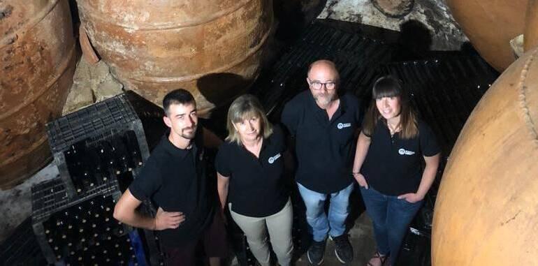 Bodegas Lupanda. La pasión de una familia por el vino