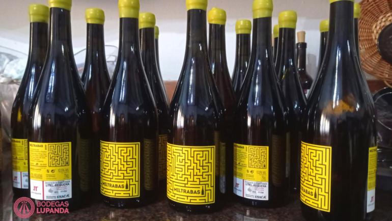 Miltrabas, nuestro vino blanco